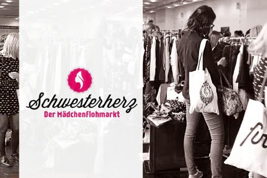 Impressionen vom Schwesterherz Mädchenflohmarkt