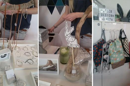 Impressionen vom Oster Design Markt