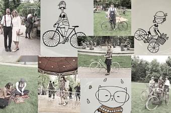 Impressionen:Tweed Run 2016