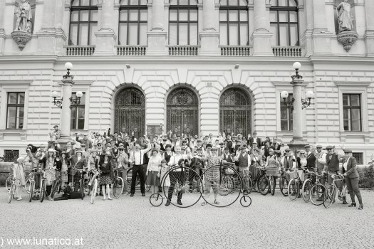 Tweed Run Graz