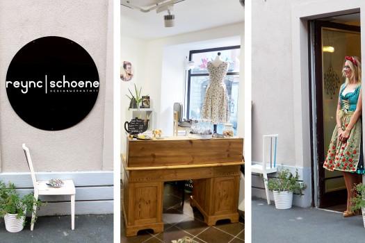 Zu Besuch in der Designwerkstatt Reync & Schoene