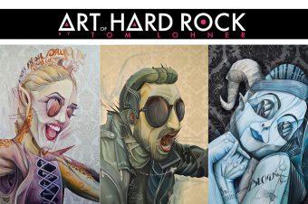 Tom Lohner rockt die Kunstszene