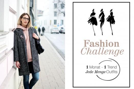 Die Fashion Challenge im Februar