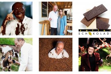 Josef und die Schokoladenfabrik…