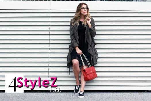 4 Stylez 4 U – Das kleine Schwarze