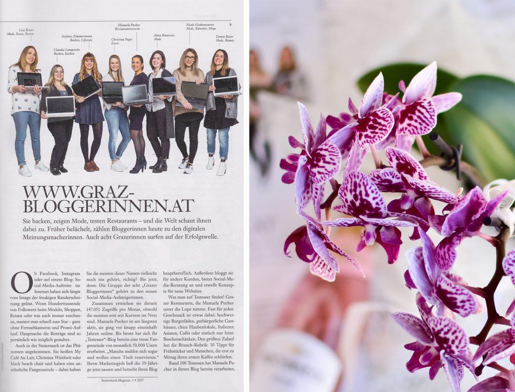 Steiermark Magazin_Ausgabe 1 2017_Seite 1