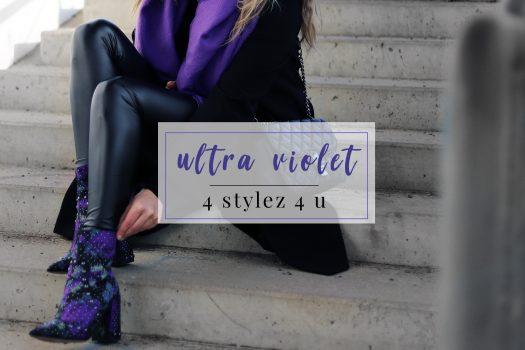 4STYLEZ4U : ULTRA VIOLET