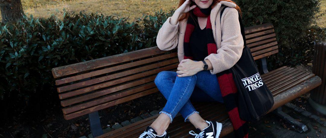 Outfit  Kuschelig in den Herbst…