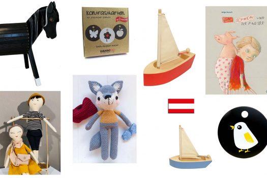 LOCALS | Kinderspielzeug aus Österreich